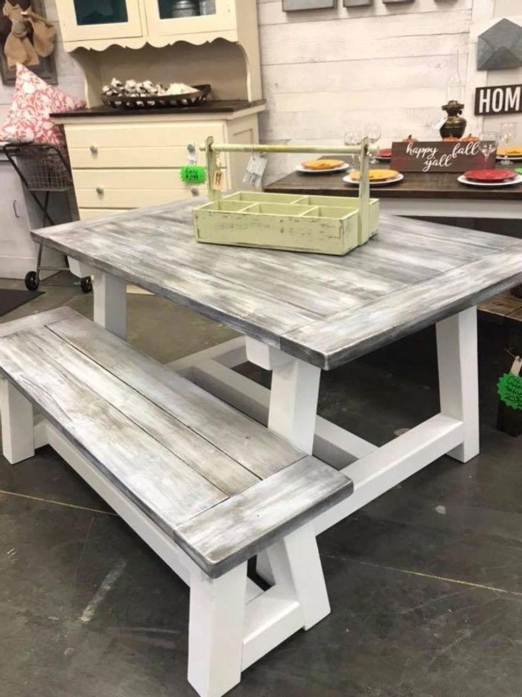 Farmhouse Tables Into The Woods Custom Farmhouse