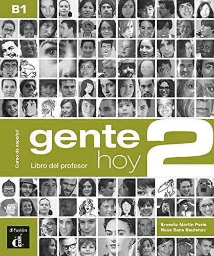 Free read online or download gente hoy 2 libro del profesor free read online or download gente hoy 2 libro del profesor books in pdf fandeluxe Gallery