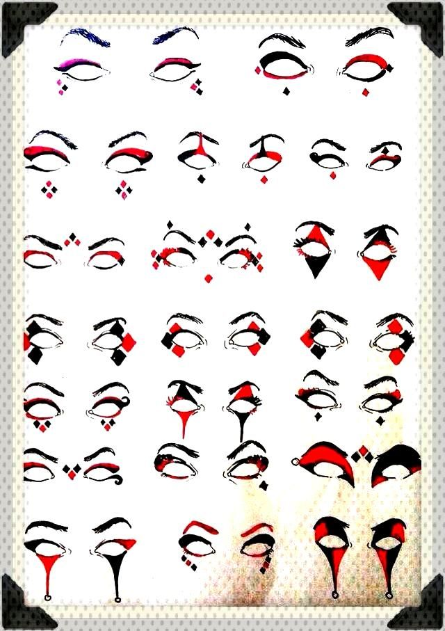 Maquillage Joker spécial Halloween