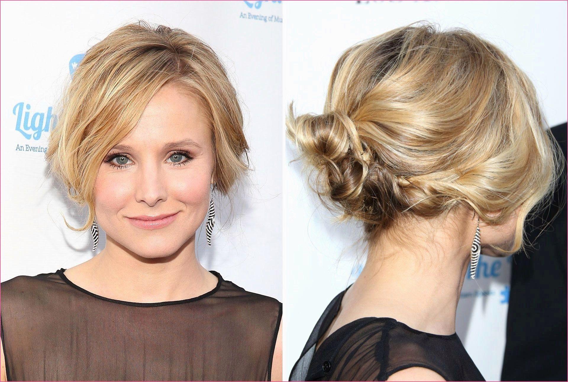 Frisuren Frisurenmittellangeshaareinfach Gestuft Haar Halblanges Frisuren Halblanges Haar Gestuft In 2020 Short Thin Hair Short Wedding Hair Braids For Short Hair