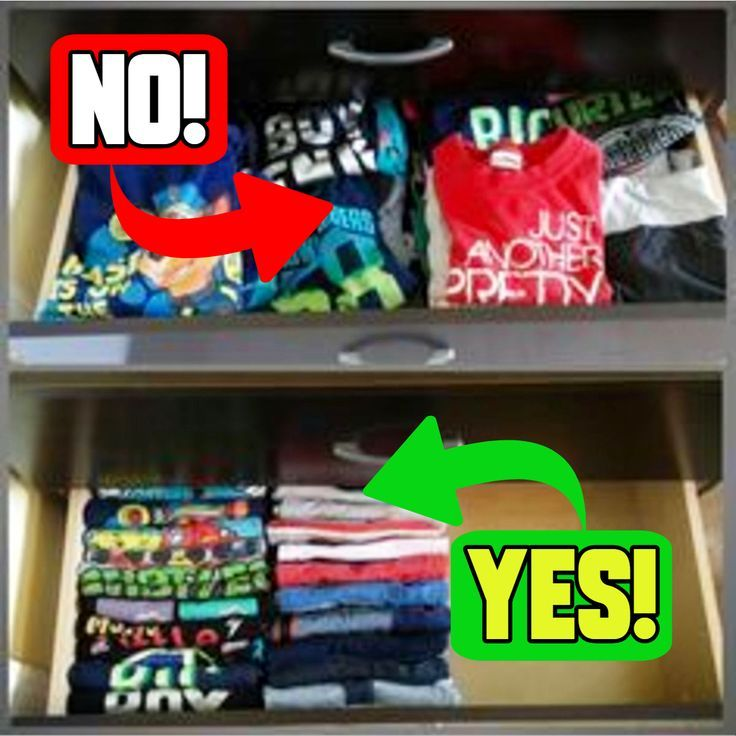 Clutter Control for Moms - How To Organize Your Family, Your Home AND Your Life #foldingclothes