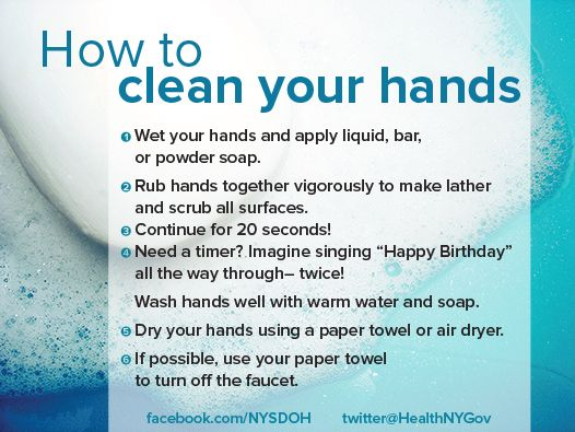 If Soap And Water Are Not Available Use An Alcohol Based Hand