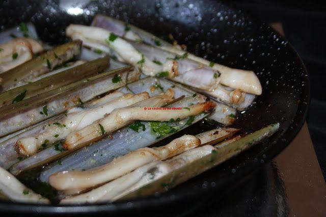 La cocina de mi abuelo receta longueiron con salsa verde recetas gallegas pinterest - La cocina de mi abuelo ...