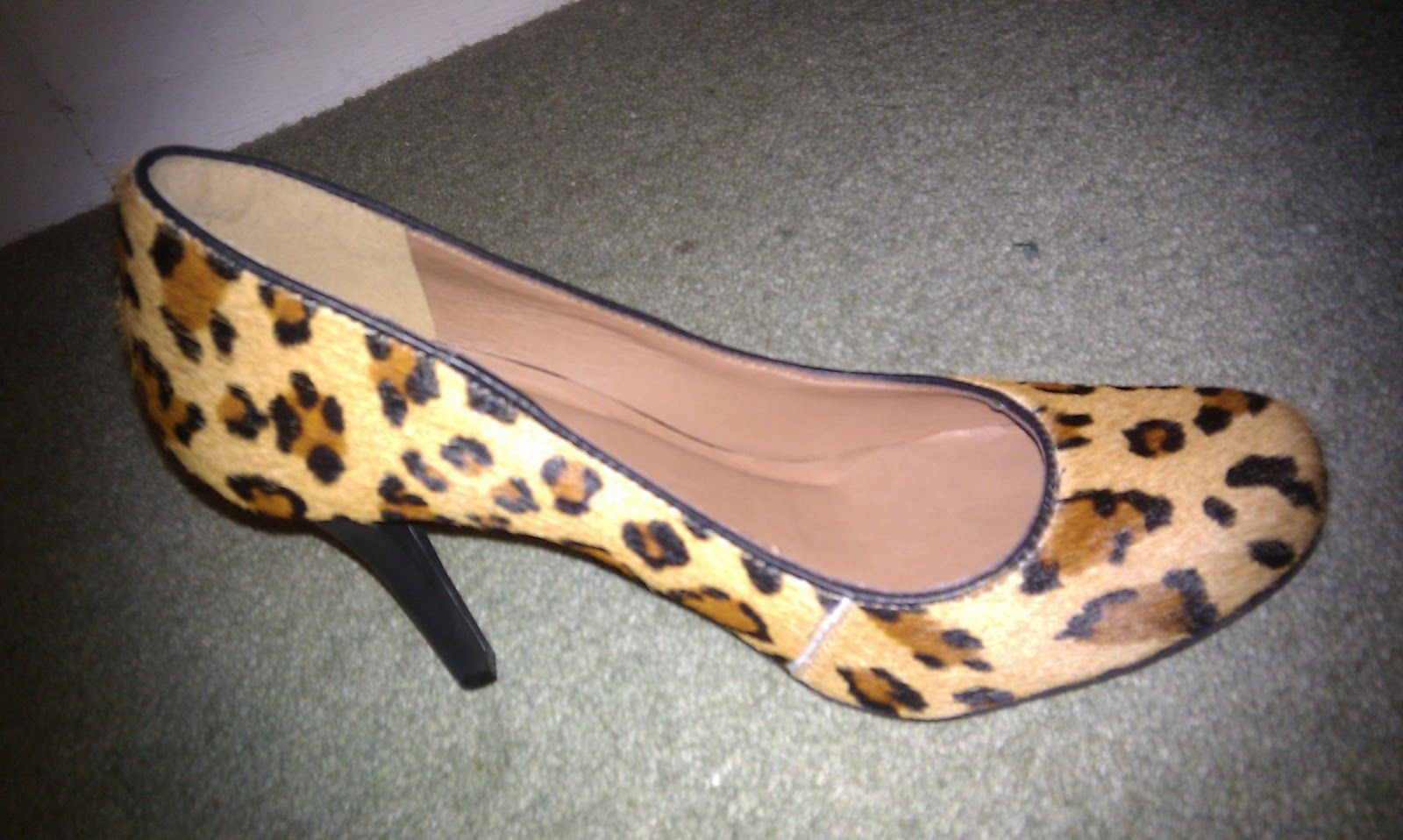 Tights And A Little Bit Of Animal Actually My Sisters Bargain Purchase Heels Tights Kitten Heels