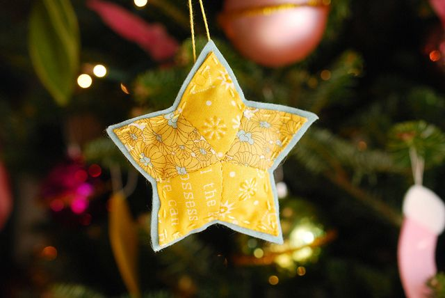 25 crafts of christmas // english paper piecing by ...