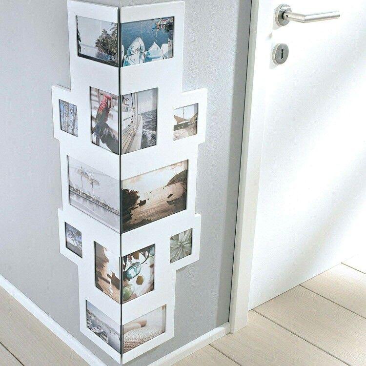 Eckbilderrahmen home pinterest home decor home for Kreative zimmereinrichtung