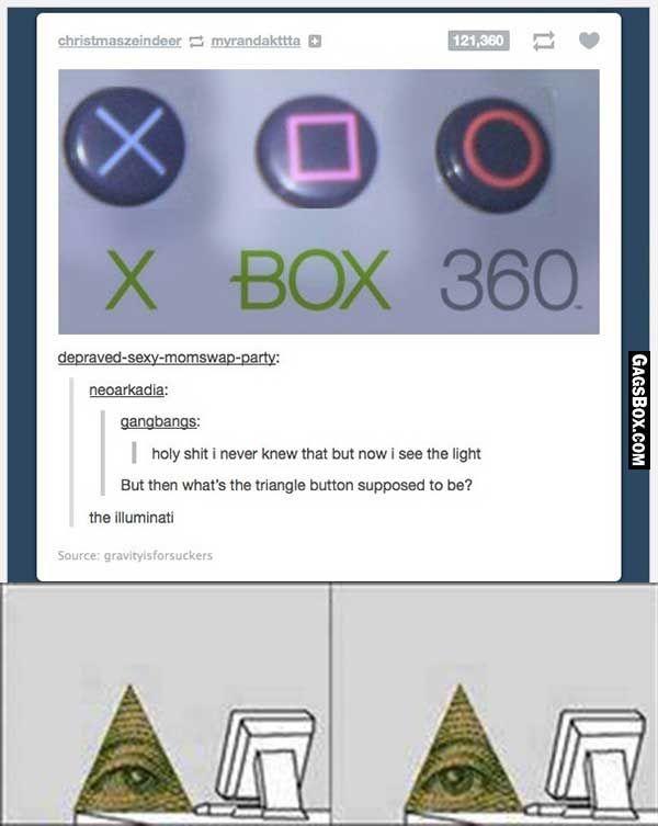 microsoft is illuminati confirmed funny meme tumblr fun