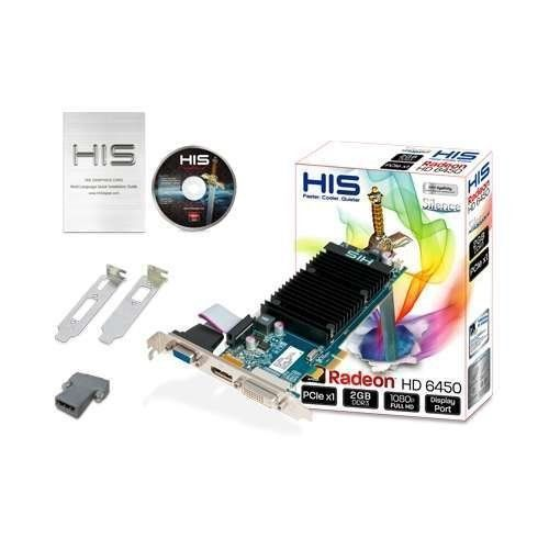 Hd 6450 Dvi To Vga Not Working Lg Uhd Tv 4k 55 Bluetooth Tv Smart Samsung Como Conectar A Internet Why Is The Projector Yellow: HIS H645H2GD1 Radeon HD 6450 2GB (64bit) DDR3 Displayport