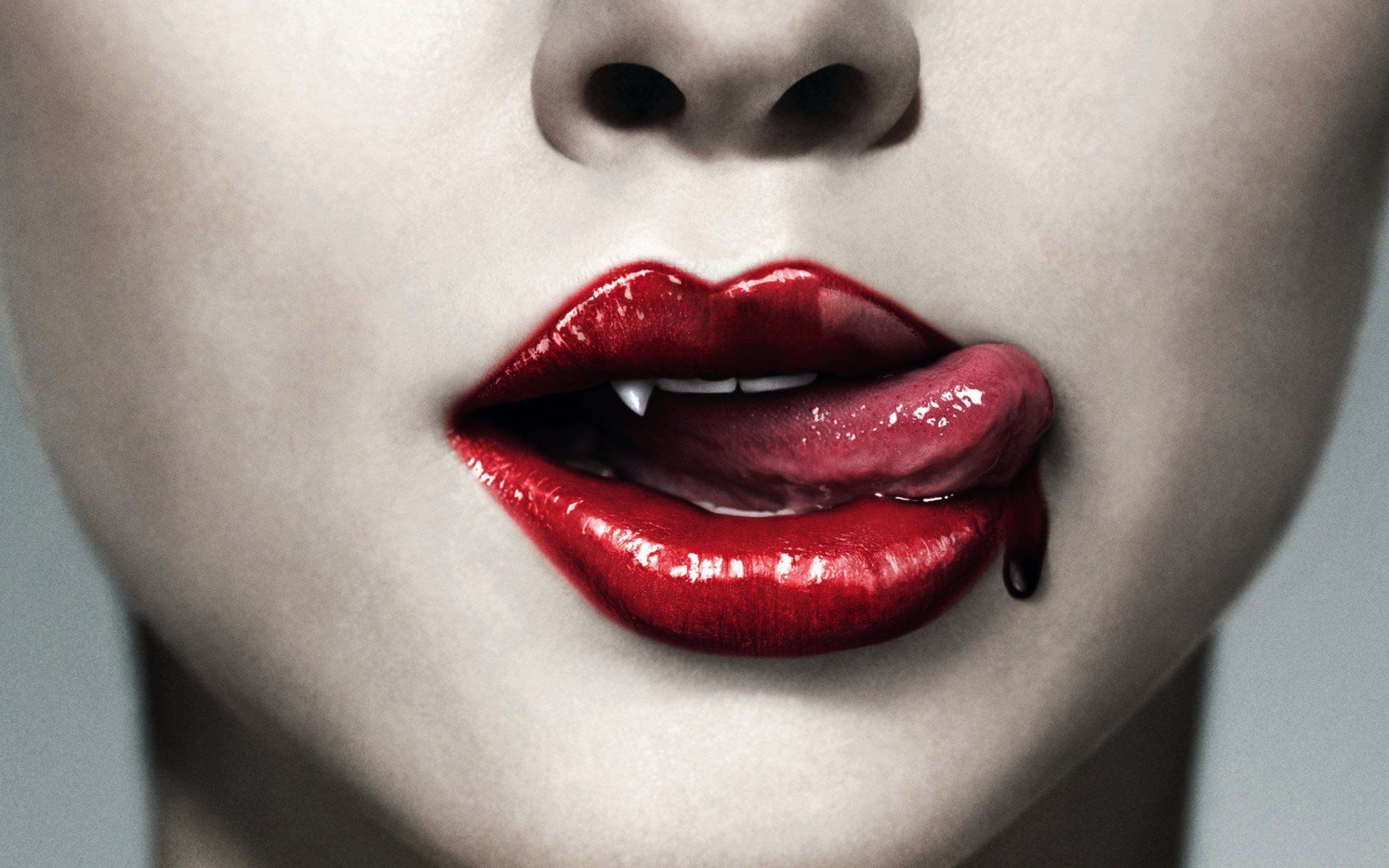 Do you watch the show True Blood? #blood