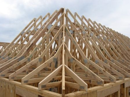 Dual Pitched Vs Flat Roof Vs Bowstring Roof Frame