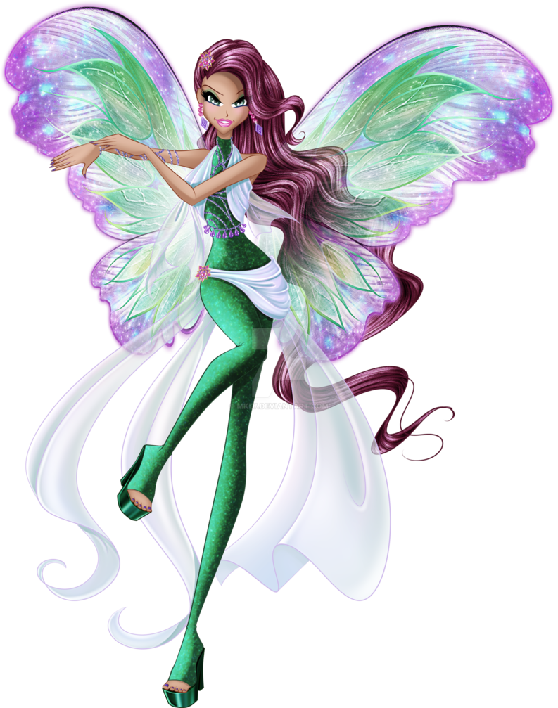 Aisha Dreamix by MkE7 on DeviantArt   Winx Club   Pinterest