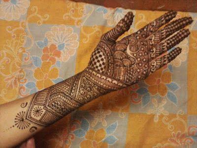 Bridal Mehndi Cost : Latest asha savla bridal mehndi designs that you ll love