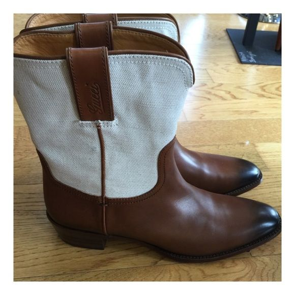 6b4dcaf7150 Gucci women's western boots Never worn. Gucci Shoes | My Posh Picks ...