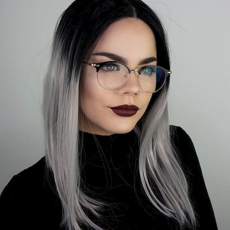40 elegante, runde Brillen für Frauen - Women Fashion - #