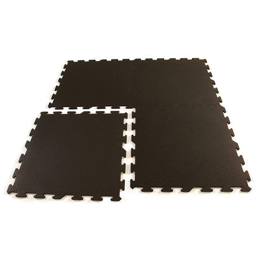 Interlocking Black Rubber Floor Tiles Gym Flooring Rubber Floor Tiles Rubber Flooring Gym Flooring