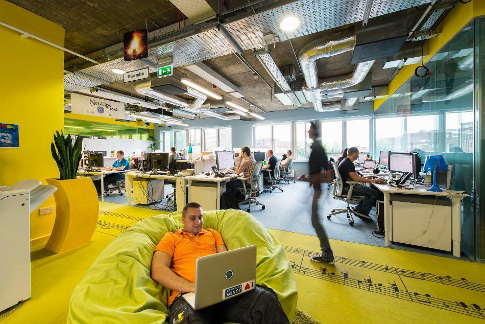 google dublin office. Located In The Tallest Commercial Building Dublin, Montevetro, Or Google Docks As Dublin Office