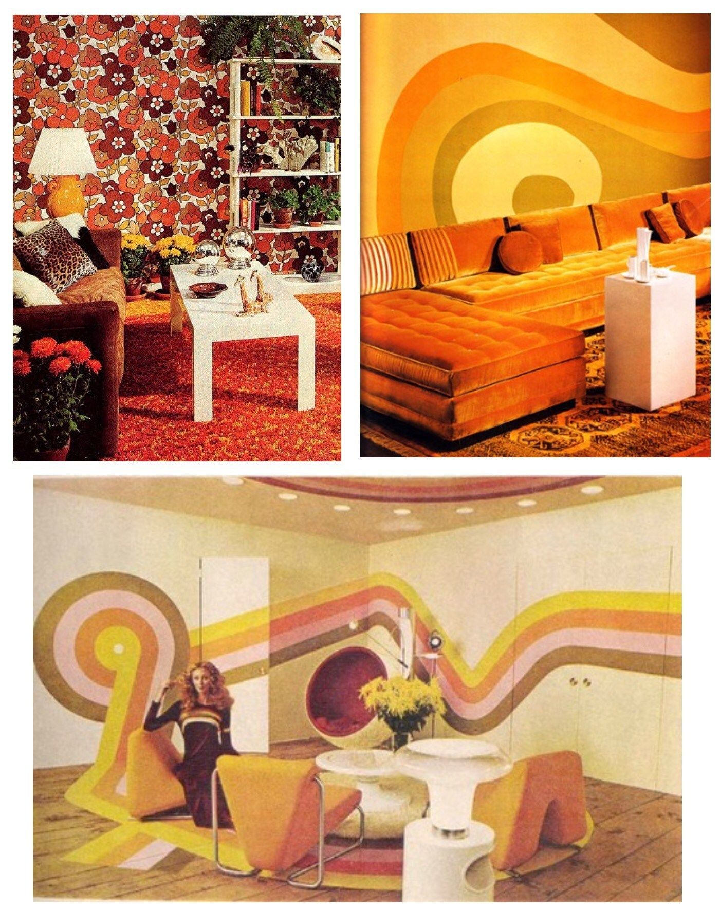 All The 1970s Home Design Inspiration You Will Ever Need ...