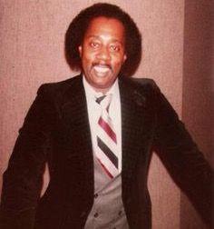 Melvin Franklin, original member of The Temptations   Black music ...