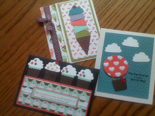 Cupcake punch ideas!