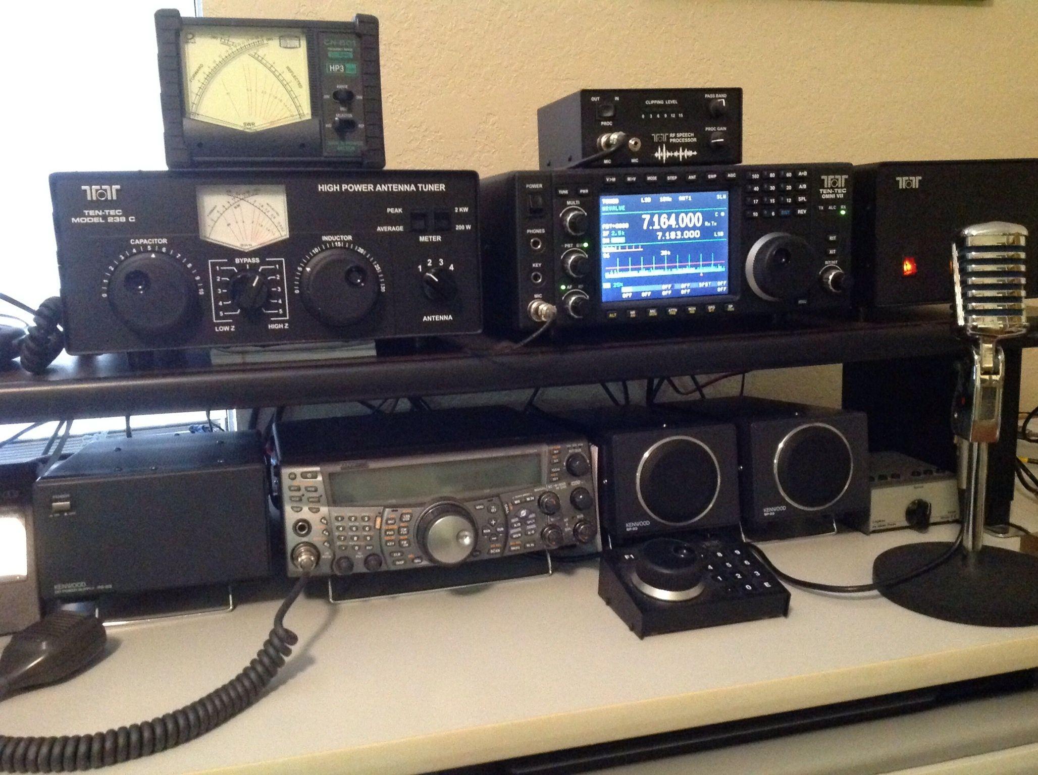 Amateur Radio Station Wb4omm: Amateur Radio Station WW5XX