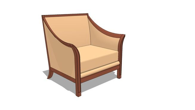 Armchair By Rud Rasmussen Co Hinh ảnh