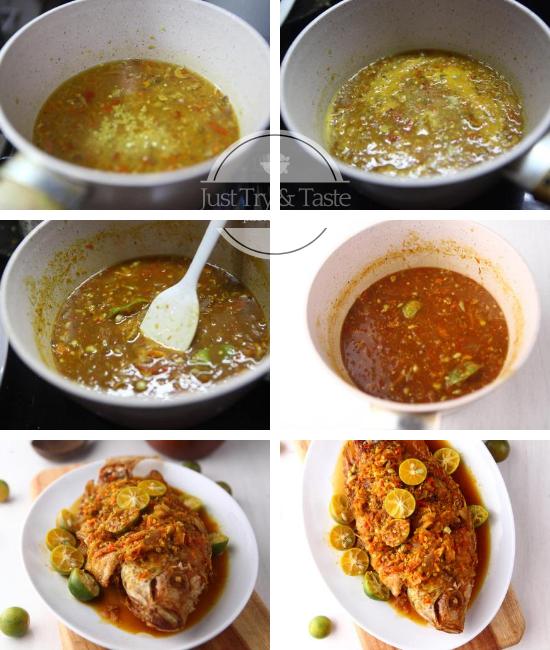 Resep Pecak Ikan Betawi Jtt Resep Masakan Masakan Ikan