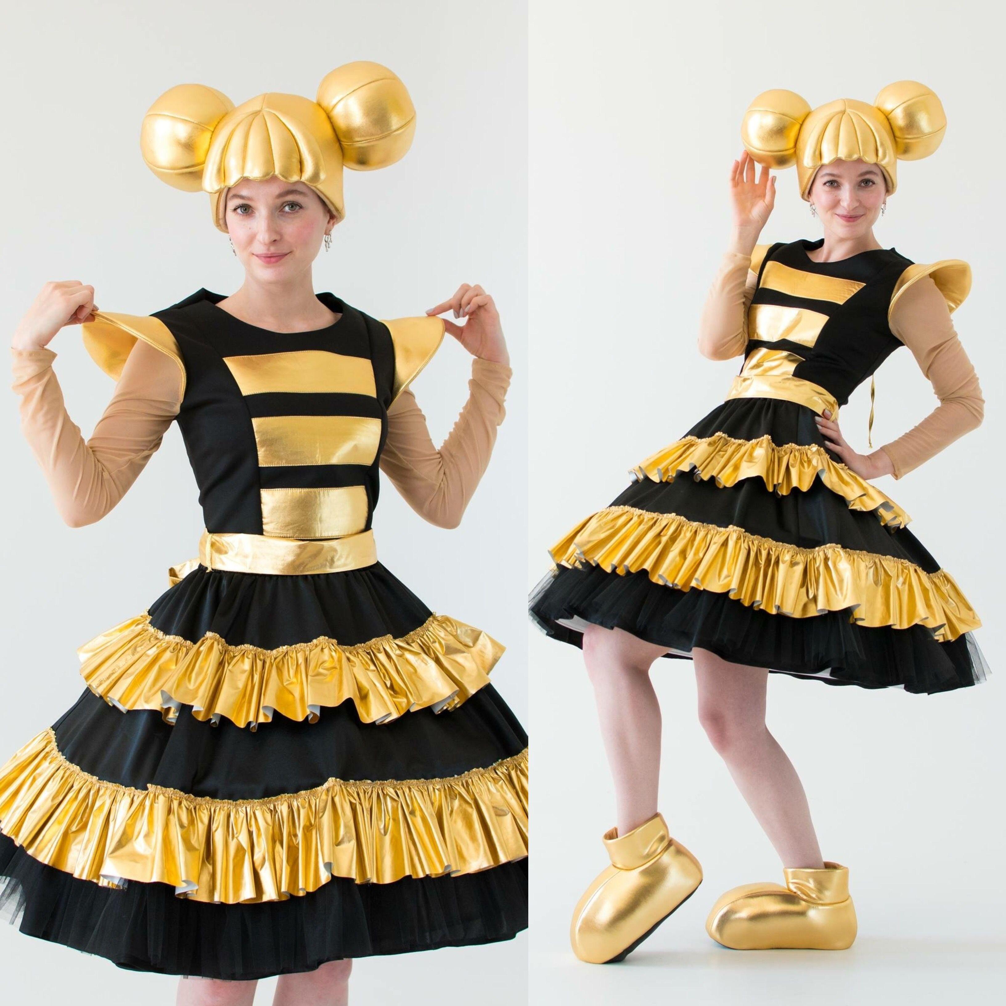 Костюм для аниматора Кукла Лол Пчела (с изображениями ...