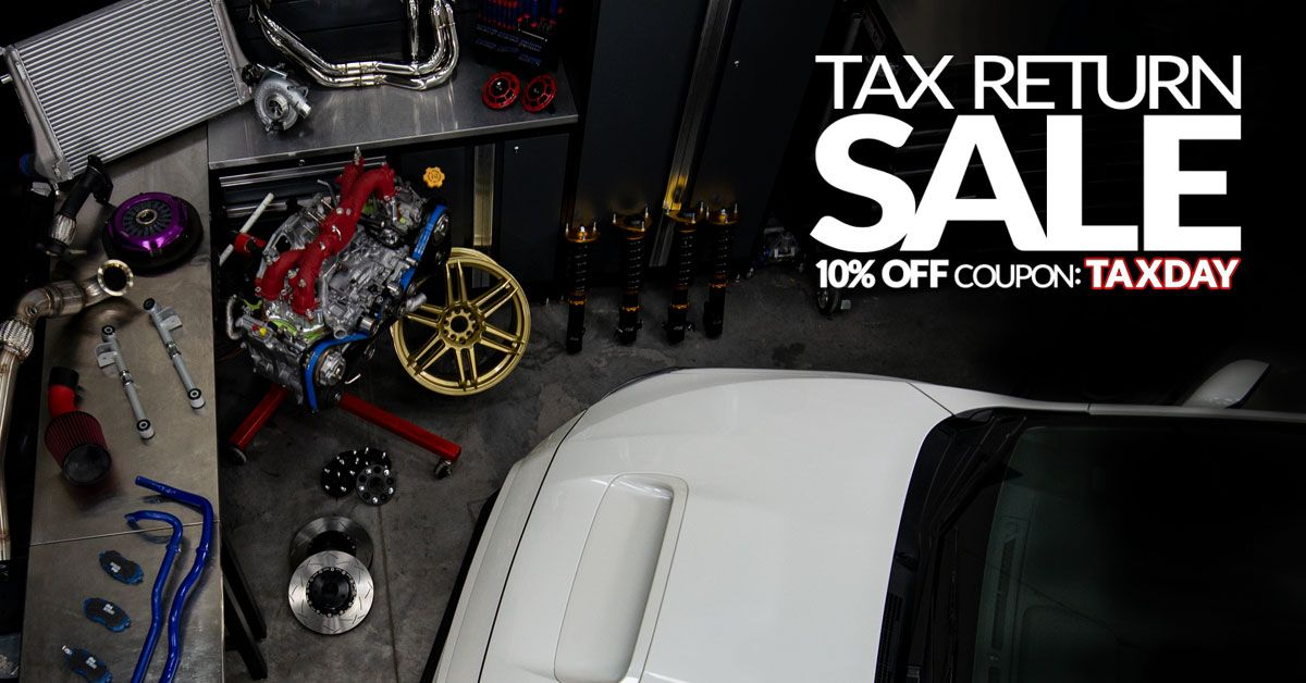 Get your car ready for the Build season with RallySport