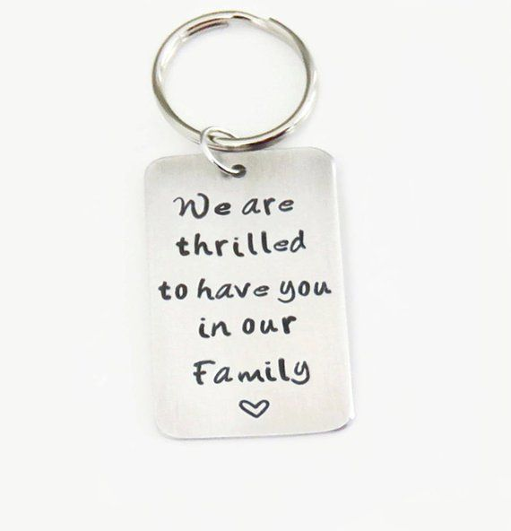 Welcome Wedding Gift For Son In Law Gift For Groom Bride From In