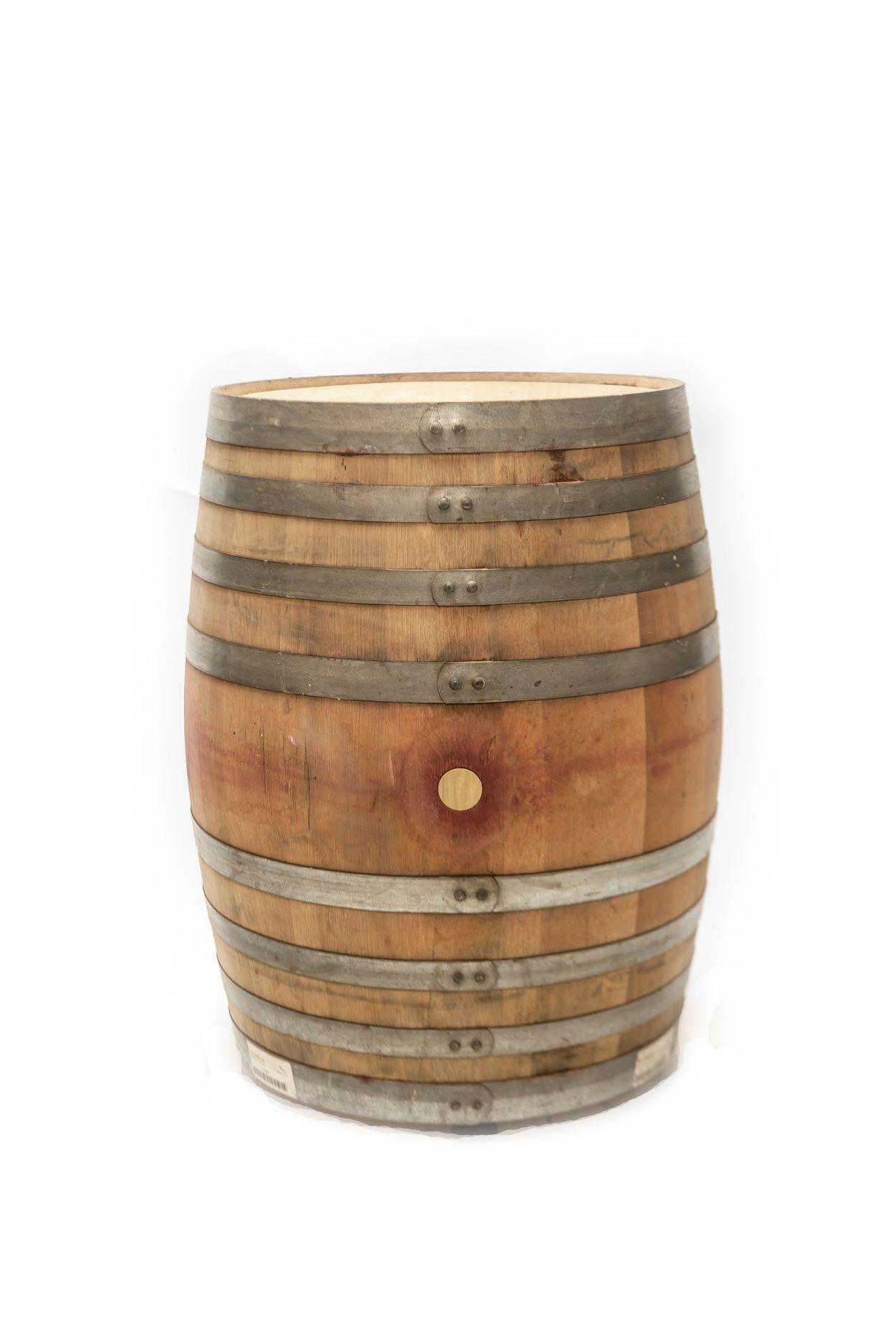 Real Wood Products 59 Gallon Natural Wood Rain Barrel With At Lowes Com Real Wood Rain Barrel Natural Wood