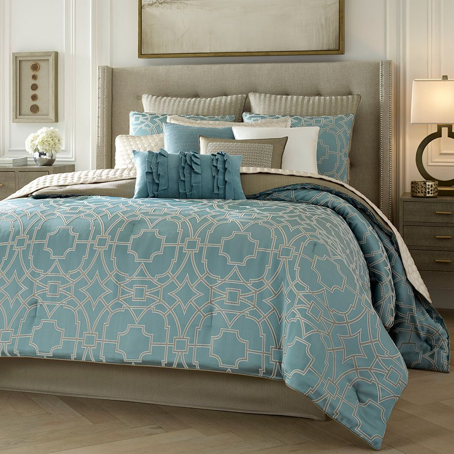 Candice Olson Design Small Living Room: Candice Olson Arcadia Comforter Set