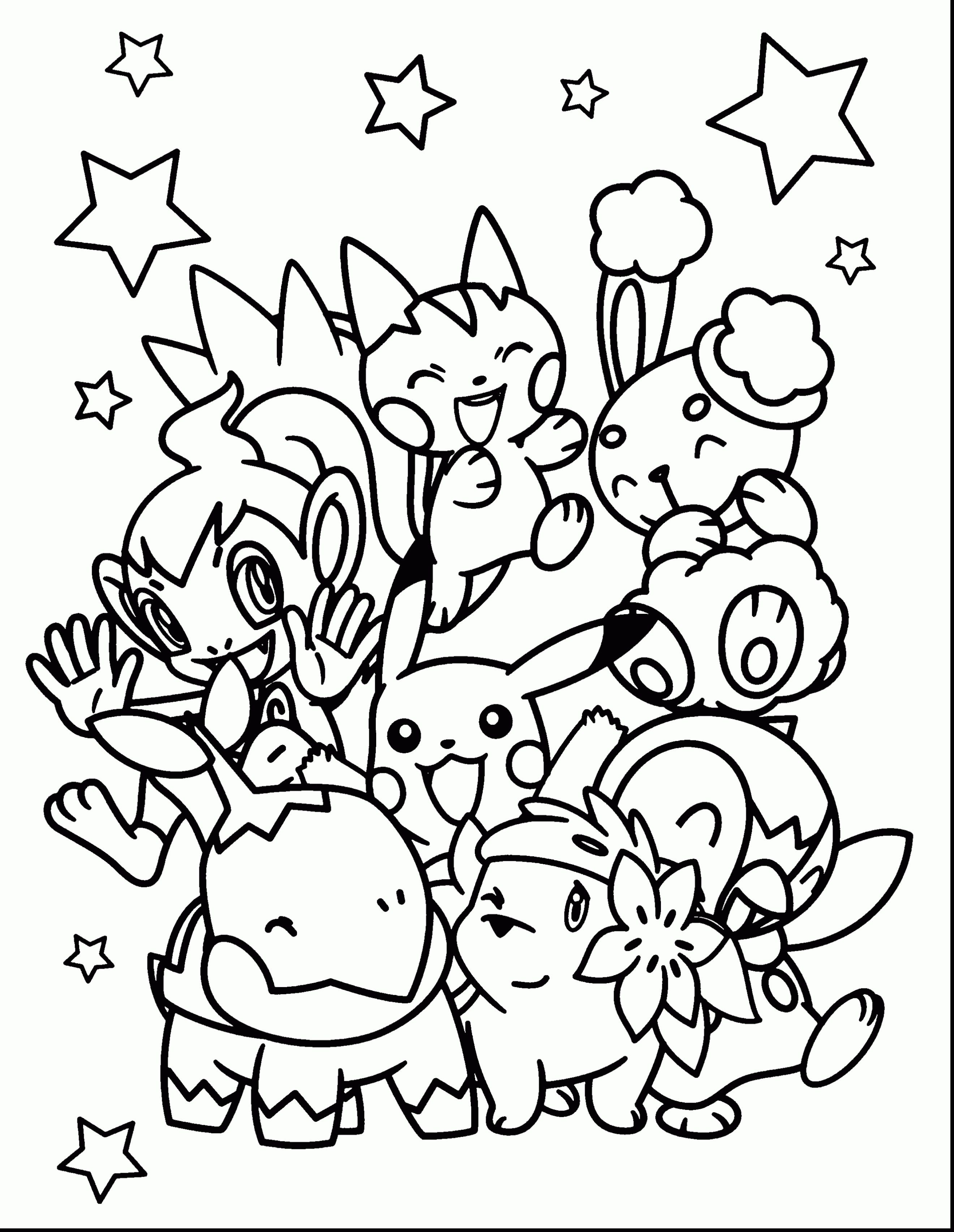 Pokemon Mew Coloring Pages Beautiful Printable Pokemon Coloring Pokemon Coloring Sheets Pokemon Coloring Pages Pokemon Coloring