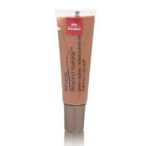 Revlon Beyond Natural Cream Lipgloss 140 Spice by Revlon. $7.48. Lips look naturally lush and shiny. New Revlon Beyond NaturalTM Spice 140 Cream Lipgloss. Creamy, medium coverage formula in a range of beautiful soft shades. Revlon Beyond NaturalTM is a collection of cosmetics that work together to showcase your beauty- flawless skin, gorgeous eyes and lush lips. Delicious caramel scent. Revlon Beyond Natural Cream Lipgloss 0.46 oz SPICE 140.  Revlon Beyond NaturalTM is a...