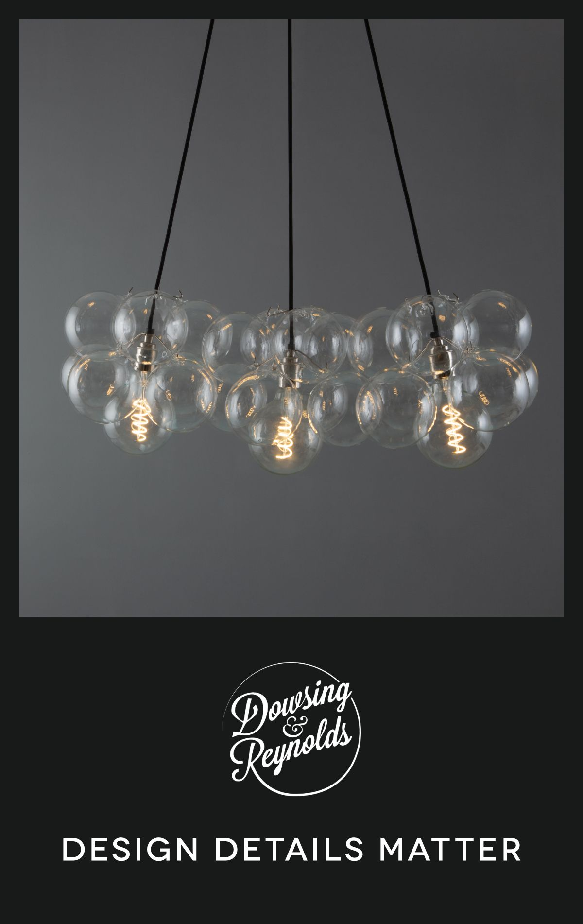Leonia 7 Light Crystal Chandelier