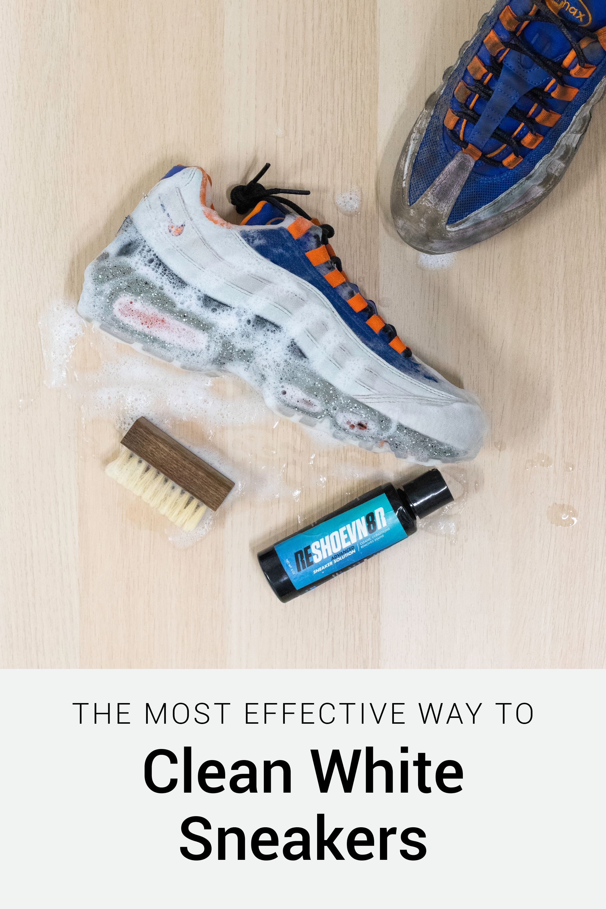 Essential Shoe Cleaning Kit   Cleaning