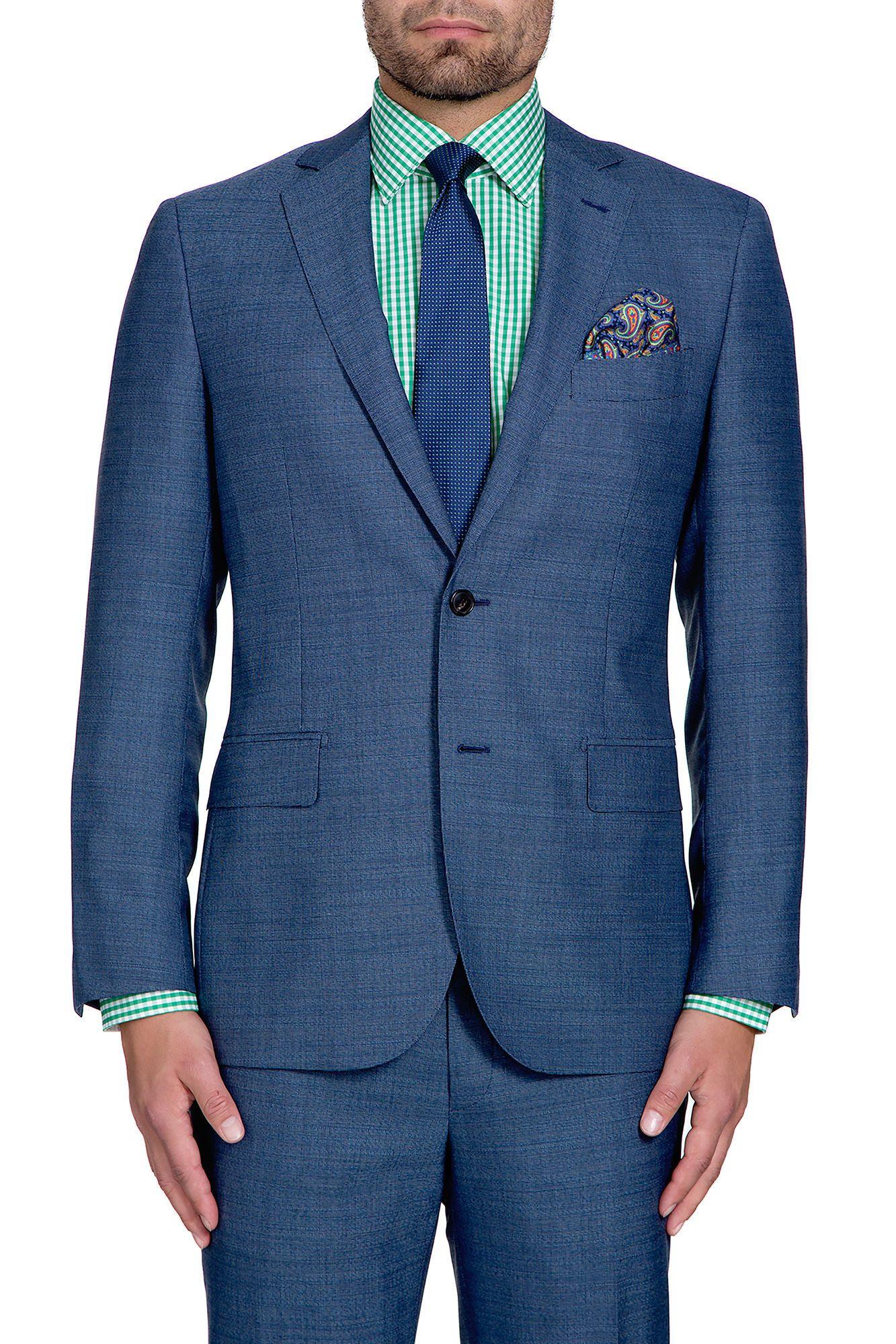 Dollfus Blue Suit, | Suits | Pinterest | Mens suits
