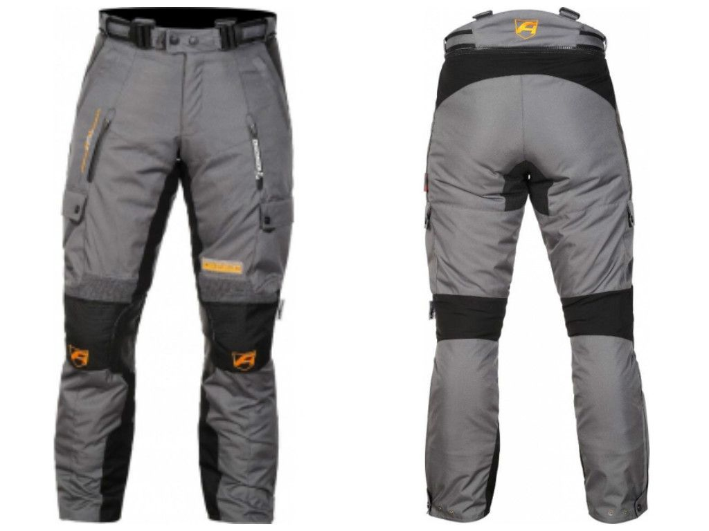 Motorcycle gloves san francisco - Akito Desert Pants In Anthracite Black Motorcycle Gear Motorcycle Apparel Riding Pants