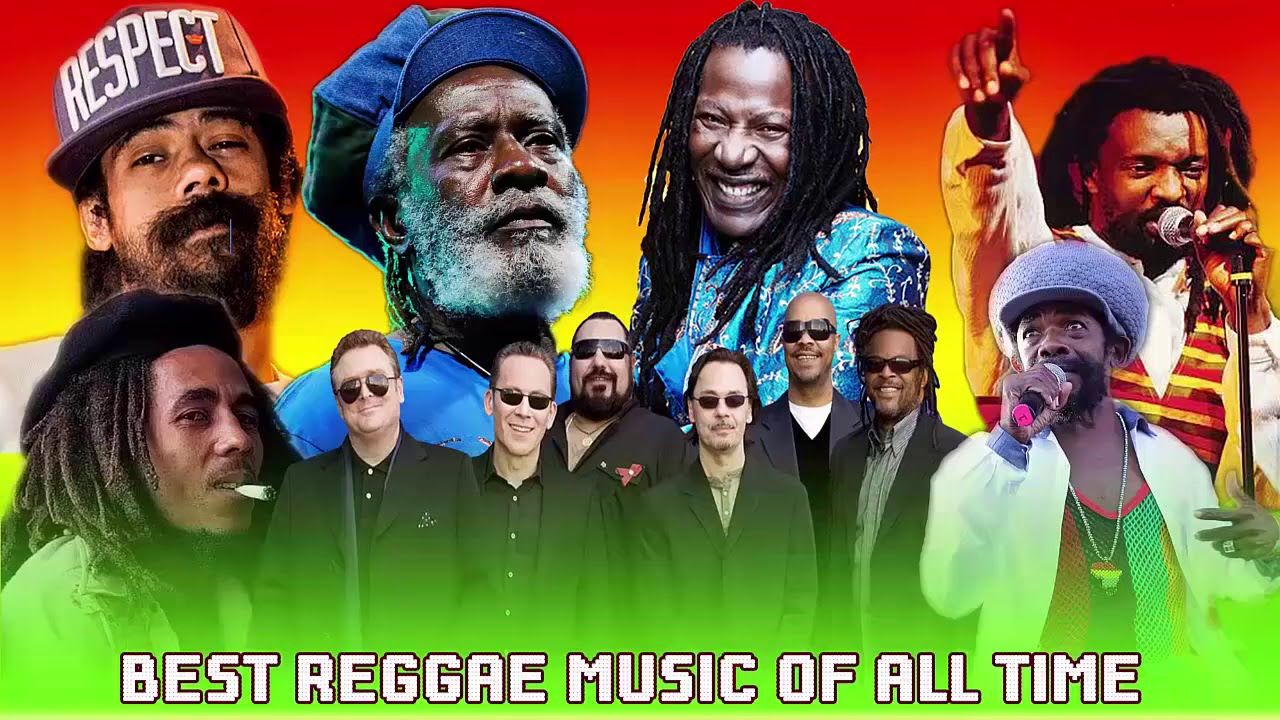 Best Reggae Songs Of All Time - UB40, Bob Marley, Lucky Dube