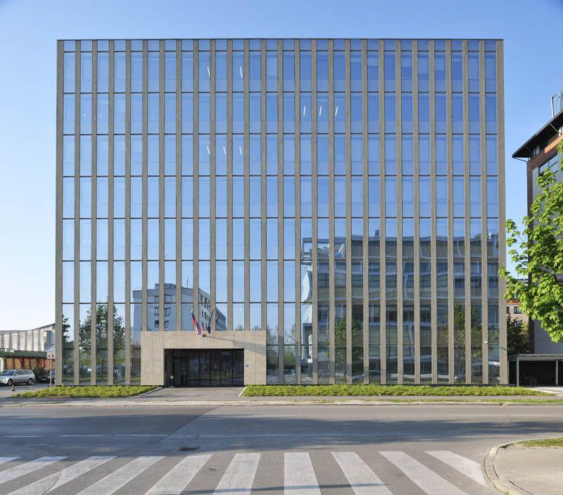 Office Building Facade Design Penelusuran Google