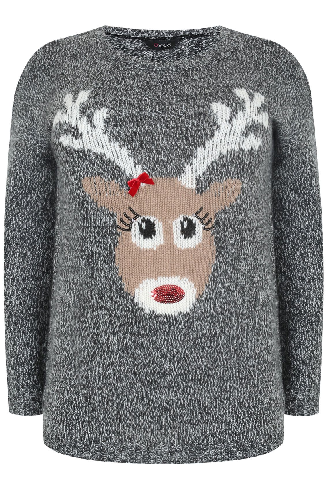 womens christmas jumpers size 16