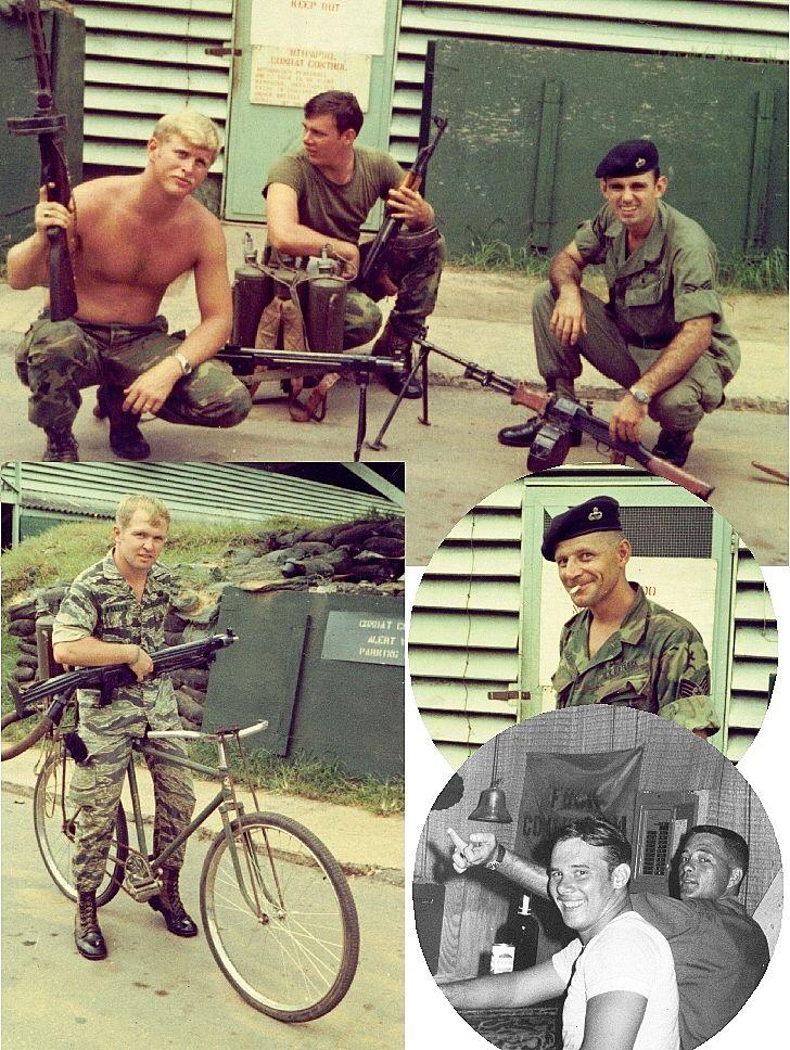 Usaf Cct Combat Control Team Vietnam War Marine Recon Vietnam