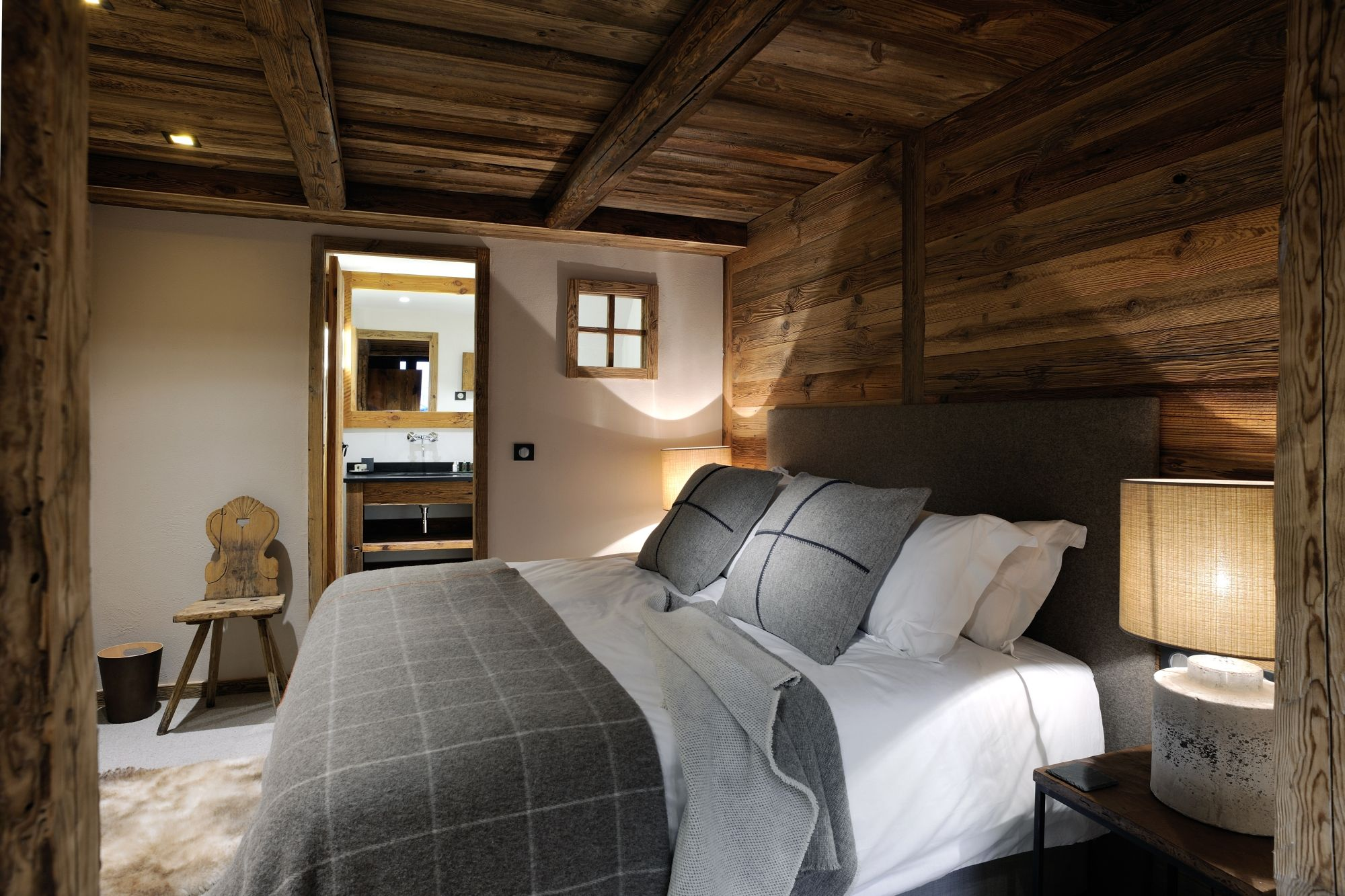 Chalet The Ecurie Home, Chalet interior, Chalet style