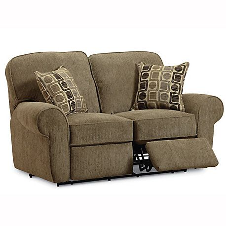 Lane Megan Double Reclining Loveseat You Choose The