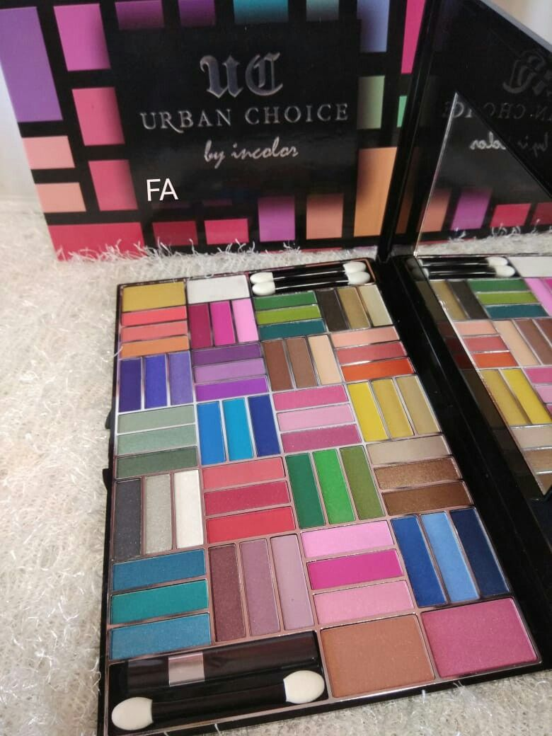 Incolor eyeshadow palette   Beauty...(   in 2019   Pinterest ... ed9b008ab3