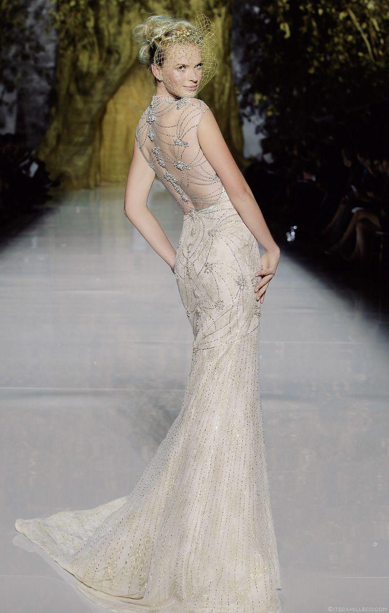 Pronovias 2014 Collection: First Love wedding dress #Wedding #weddingdress