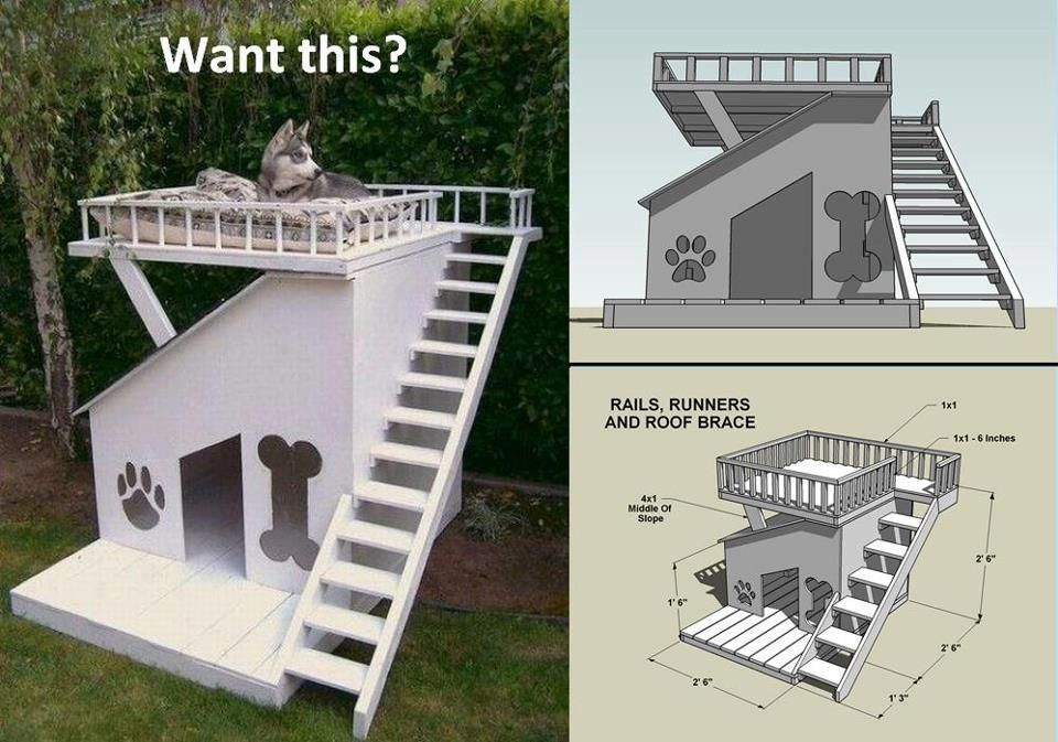 Dog House Castle Design Your Own For The Backyard Landscaping Real Estate