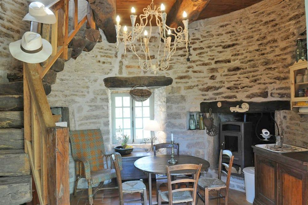 South West France holiday rental mill accommodation