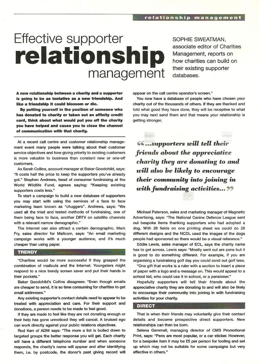 communication throughout organization thing articles