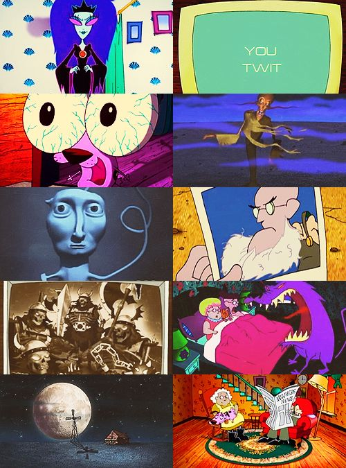courage the cowardly dog Photos From The Show Classic