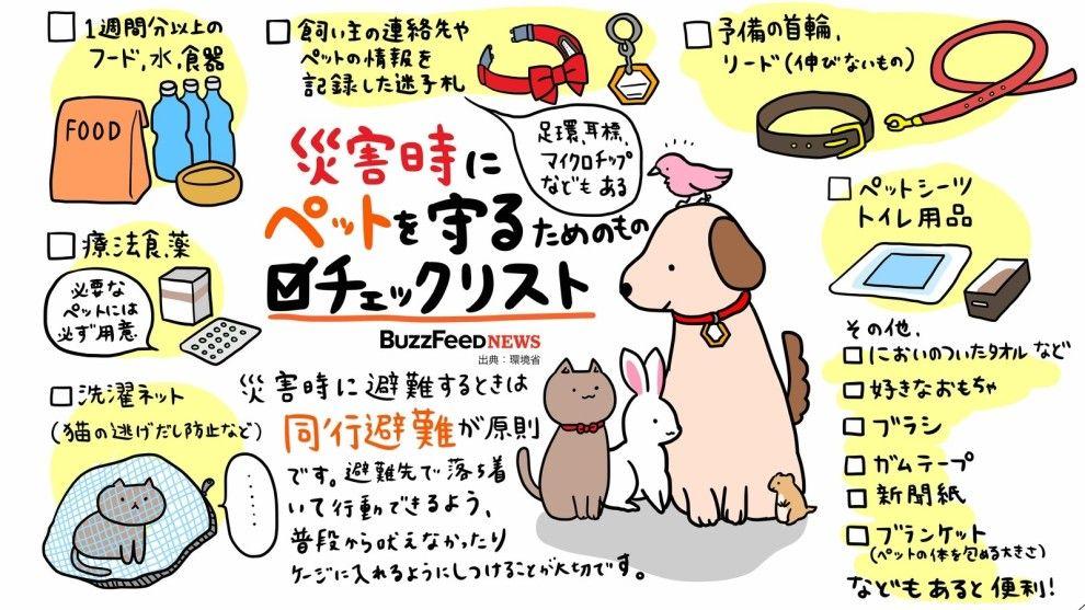 いまだに飼い主が見つからない 被災ペット がいることを知っていますか ライフハッカー ペット 防災